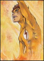 Kid Flash by XMenouX
