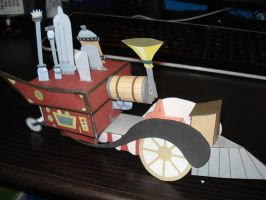 Cider Squeezey 6000 papercraft by RocketmanTan