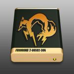 Mac FOXHOUND Harddrive by lord-phillock