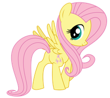 365 Day 357 Fluttershy by Korikian