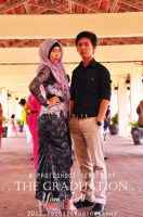The Graduation Of Yuni Asril Sani V by IDIOTICphotography