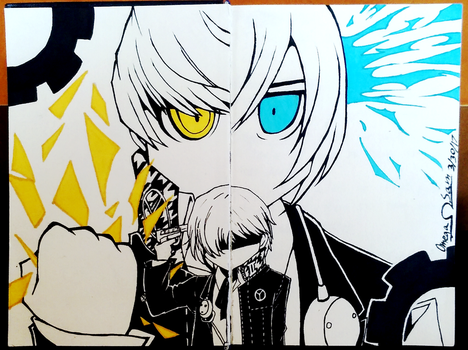 Persona Q: Two Fools by OmegaSam7890