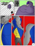 Tali gets pumped page 2 by Robot001