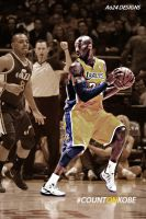 Kobe Bryant by pllay1
