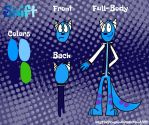 Shift the Monster / 2014 Official Ref by GToons-Inc