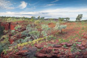 Karijini Colours by LukeAustin