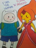 FINN X FLAME PRINCESS by chiny369