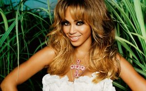 beyonce knowles by floppe