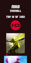 TOP 10 OF 2012 by Supernikobe