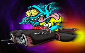 Rocket Sled by Go-Baby-Go