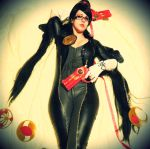 Pillow Talk - Bayonetta by xsakichanx