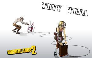 Tiny Tina by CGrey