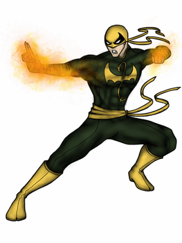 Iron Fist by vindications