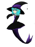 Merre Witch. Colors. by Wun23