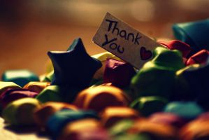 Thank You by MoonlessNightGirl
