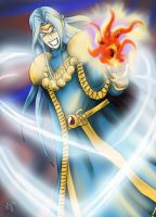 King Zeal and The Frozen Flame by CallMeMarle