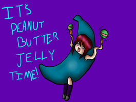 ITS PEANUT BUTTER JELLY TIME by HomuGay