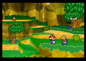 New Paper Mario Screenshot 013 by Nelde
