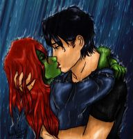 Kiss the rain by lumen-a