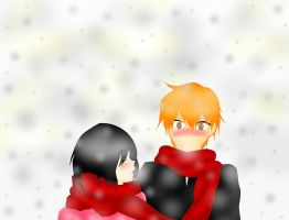ICHIRUKI WEEK DAY 6: Snow Day by Queen-Werempire