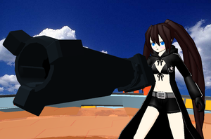 MMD - That's a HUGE gun by ToaJahli