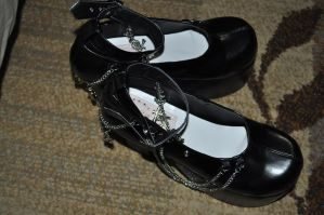 New Camera, New Shoes 12 by Indigoth