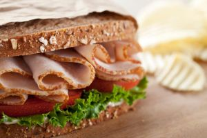 Turkey Sandwich by Mordren