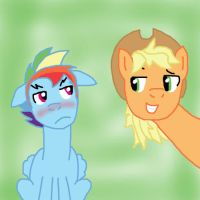 Hey, remember what you said to Dash? by spikeisawesome11