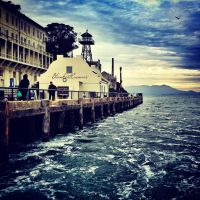Alcatraz by BlankestCanvas