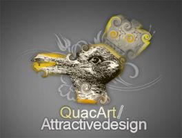 QuacArt - Attractive Design by SushiDesigns1