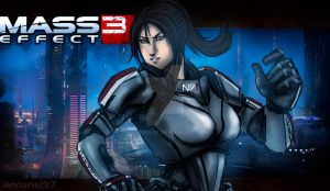 Mass Effect Myself by Andariel97