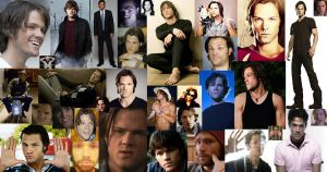 Jared Padalecki Sam Winchester by pisceslilly198524