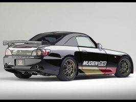 Mugen S2000 by Airdrian