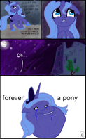 Forever A Pony by XantheStar