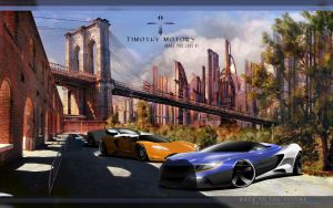 Timothy Motors by Adry53