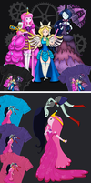 WeLoveFine Adventure Time T-Shirt Contest! by NikkiWardArt