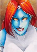 PSC: Mystique by skardash