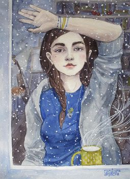 First Snow by AnnWeaver