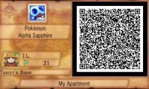 [OUTDATED] Pokemon AlphaSapphire Secret Base Code by BattlePyramid