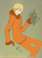 Kenny McCormick by InkMonster13