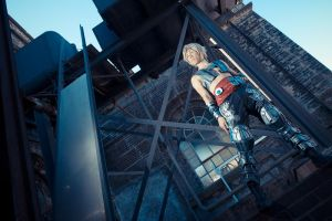 Final Fantasy XII - Sky Pirate by AmenoKitarou