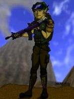 LoZ: Uplink by thehaloequation