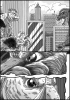 Godzilla vs. Gamera - Page 18 by kaijukid