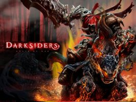 Darksiders: Wrath of War by HopeInYou