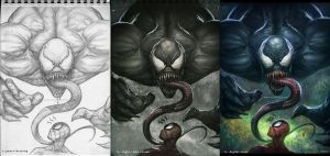Venom and amazing spiderman walkthrough by rafater