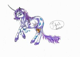MLP S.I.A.-Rarity by jessi-dragon-rider