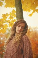 Love autumn by Mishice