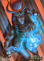 Hathor by PTimm