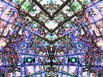 Psychedelic Catherdral by Sparrow667