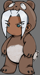 Sephiroth In a Hamster Suit by yoh
